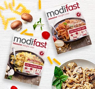 Modifast pasta's